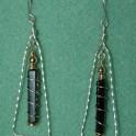 Oregon Obsidian Earrings