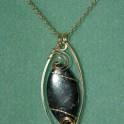Astrophilite Pendant